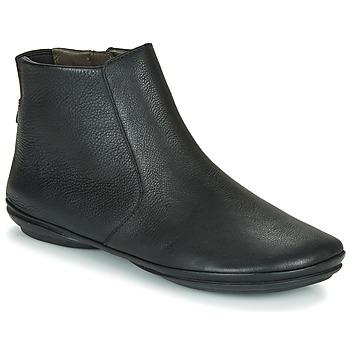 kengät Naiset Bootsit Camper RIGHT NINA Musta