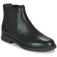 kengät Naiset Bootsit Camper IMN0 Musta