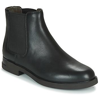 kengät Naiset Bootsit Camper IMN0 Black