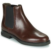kengät Naiset Bootsit Camper IMN0 Ruskea
