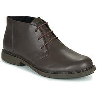 kengät Miehet Bootsit Camper MILX Ruskea