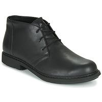 kengät Miehet Bootsit Camper MILX Musta
