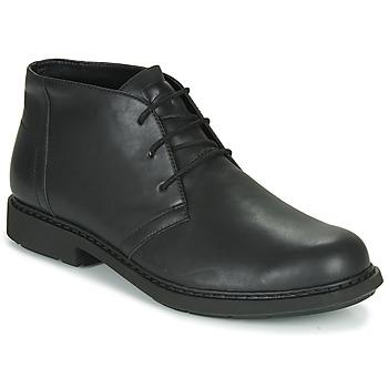 kengät Miehet Bootsit Camper MILX Black