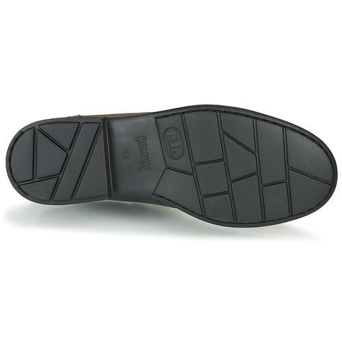 Naisten kengät Camper MILX Black  kengät Bootsit Miehet 12800