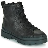 kengät Lapset Bootsit Camper BRUTUS Black