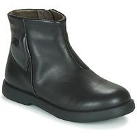 kengät Tytöt Bootsit Camper DTT1 Black