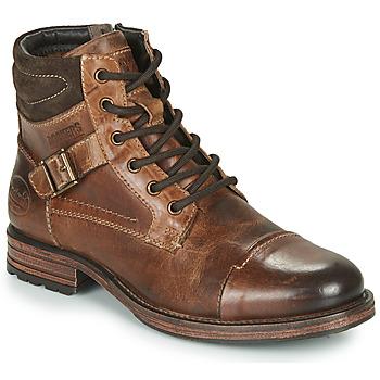 kengät Miehet Bootsit Dockers by Gerli 43DY008 Brown