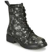 kengät Naiset Bootsit Dockers by Gerli 45PN201 Black