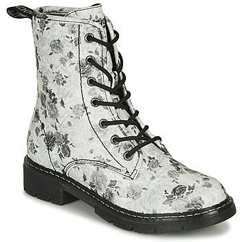 kengät Naiset Bootsit Dockers by Gerli 45PN201 White