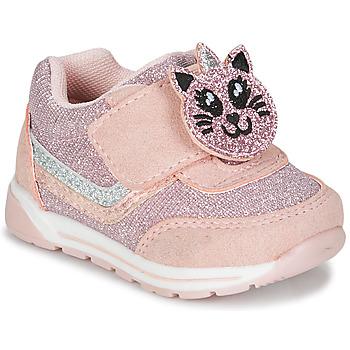 kengät Tytöt Matalavartiset tennarit Chicco GAMMA Pink