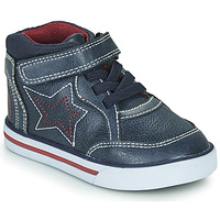 kengät Pojat Korkeavartiset tennarit Chicco FLORINDO Blue