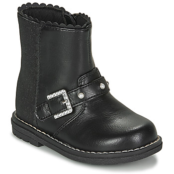 kengät Tytöt Saappaat Chicco CANCAN Musta
