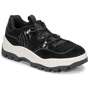 kengät Naiset Matalavartiset tennarit Chattawak TULSA Black