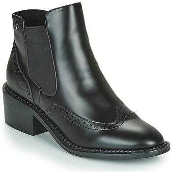 kengät Naiset Nilkkurit Chattawak MODESTO Black