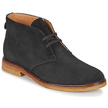 kengät Miehet Bootsit Clarks CLARKDALE DBT Musta