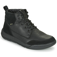kengät Miehet Bootsit Clarks ASHCOMBEHIGTX Black