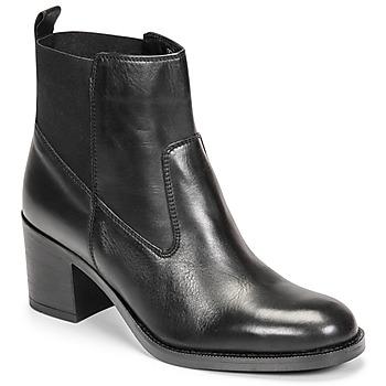 kengät Naiset Nilkkurit Clarks MASCARPONE LO Musta