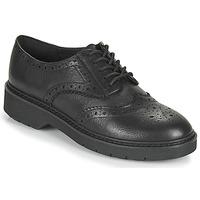 kengät Naiset Derby-kengät Clarks WITCOMBE ECHO Black