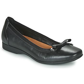 kengät Naiset Korkokengät Clarks UN DARCEY BOW Musta