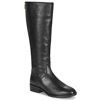 kengät Naiset Saappaat Clarks PURE RIDE Black