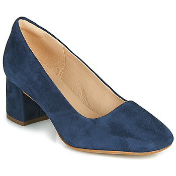 kengät Naiset Korkokengät Clarks SHEER ROSE 2 Laivastonsininen