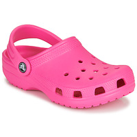 kengät Lapset Puukengät Crocs CLASSIC KIDS Pink