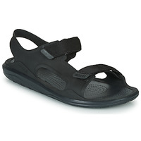kengät Miehet Sandaalit ja avokkaat Crocs SWIFTWATER EXPEDITION SANDAL M Black