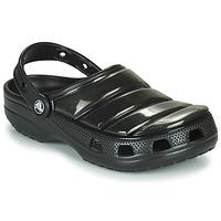 kengät Puukengät Crocs CLASSIC NEO PUFF CLOG Black