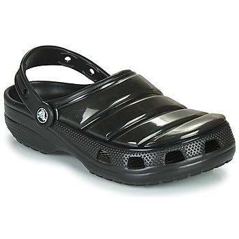 kengät Puukengät Crocs CLASSIC NEO PUFF CLOG Musta
