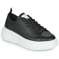 kengät Naiset Matalavartiset tennarit Armani Exchange XCC64-XDX043 Black