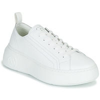 kengät Naiset Matalavartiset tennarit Armani Exchange XCC64-XDX043 White