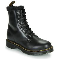 kengät Naiset Bootsit Dr Martens 1460 SERENA Musta