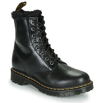 kengät Naiset Bootsit Dr Martens 1460 SERENA Black
