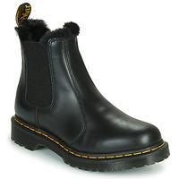 kengät Naiset Bootsit Dr Martens 2976 LEONORE Black
