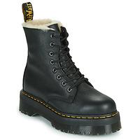 kengät Naiset Bootsit Dr Martens JADON FL Black