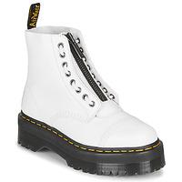 kengät Naiset Bootsit Dr Martens SINCLAIR White