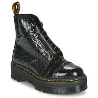 kengät Naiset Bootsit Dr Martens SINCLAIR Black / Croc