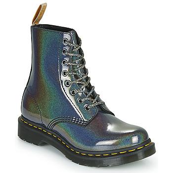 kengät Naiset Bootsit Dr Martens VEGAN 1460 PASCAL Hopea