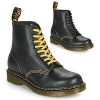 kengät Miehet Bootsit Dr Martens 1460 PASCAL ATLAS Black