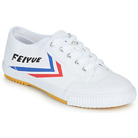 kengät Matalavartiset tennarit Feiyue FE LO 1920 White / Blue / Red