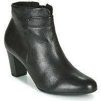 kengät Naiset Nilkkurit Gabor 5296157 Musta