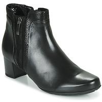 kengät Naiset Nilkkurit Gabor 5282857 Black