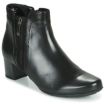 kengät Naiset Nilkkurit Gabor 5282857 Musta