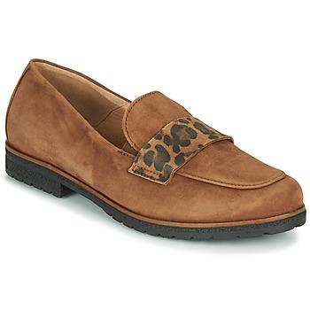 kengät Naiset Mokkasiinit Gabor 5243241 Kamelinruskea