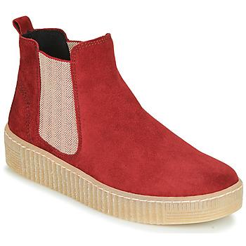kengät Naiset Bootsit Gabor 5373118 Punainen
