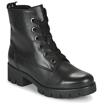 kengät Naiset Nilkkurit Gabor 5171137 Black