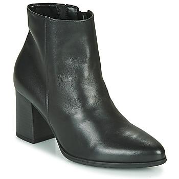 kengät Naiset Nilkkurit Gabor 5291057 Musta
