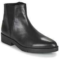 kengät Naiset Nilkkurit Gabor 5658157 Musta