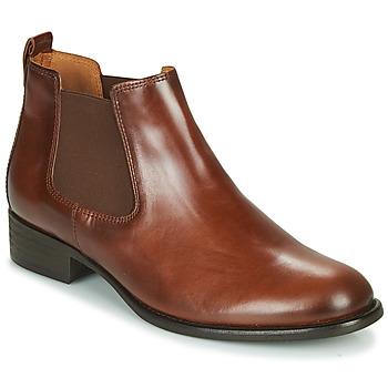 kengät Naiset Nilkkurit Gabor 5164020 Kamelinruskea