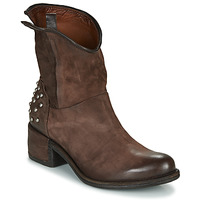 kengät Naiset Bootsit Airstep / A.S.98 OPEA STUDS Brown